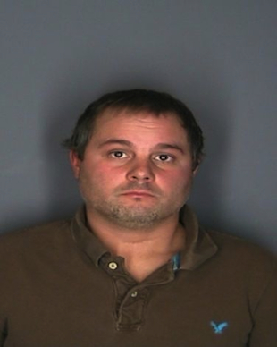 Would-be ice cream kingpin Joshua Malatino has a history of intimidating his rivals. (Gloversville Police Department)