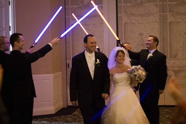 The Jedi marriage ceremony could soon be official in Scotland (Rik Henderson/Pocket Lint)