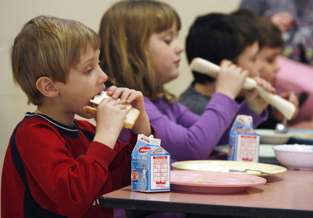 The Kids Count report ranks the well-being of kids in the U.S. (AP)