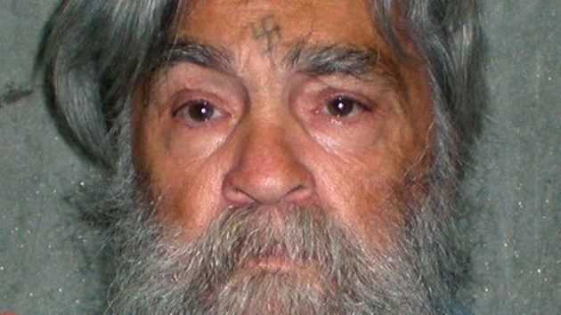 A prison photo of Charles Manson (ABC News)