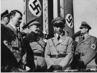 Was asking students to write a favorable essay about Nazis going too far? (Wikicommons)