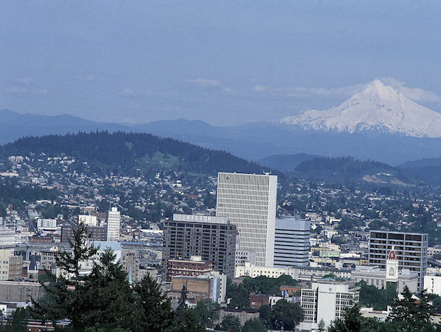 Portland, Ore., one of the most popular U.S. cities according to a poll (AP)