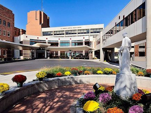 St. Joseph's Hospital Center (Facebook)