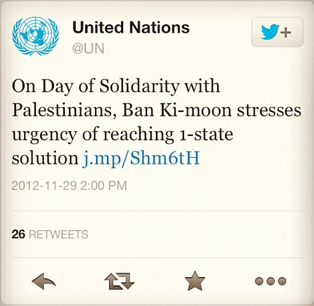 Was this United Nations tweet the biggest typo in Twitter history? (Instagram)