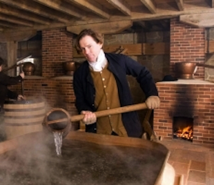 George Washington's distillery was once one of the nation's largest (MountVernon.org)