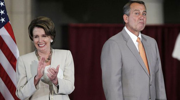 Pelosi-Boehner photo: lots of buzz