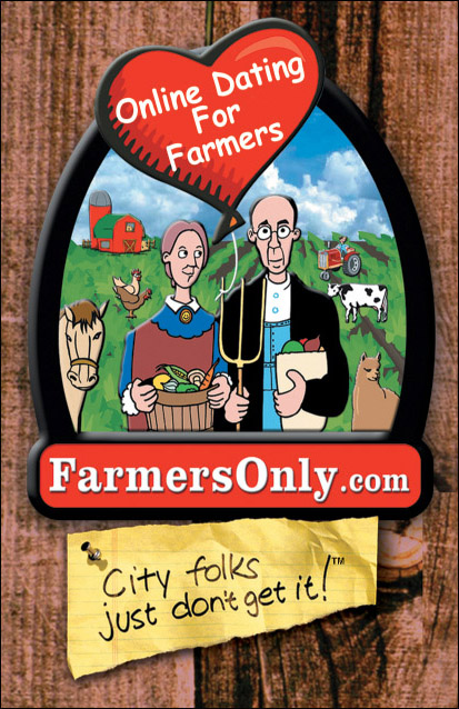 A dating site for farmers