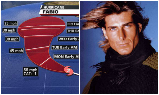 Hurricane Fabio, Fabio (Weather Channel/AP/File)