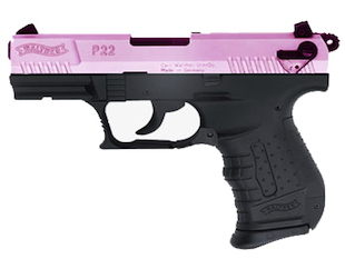 "The ""Hope Edition"" Komen pink pistol"