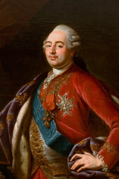 Portrait of Louis XVI by Antoine-François Callet (Wikimedia Commons)