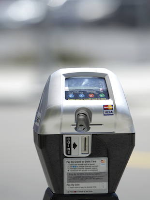 A $1 million parking space will soon be for sale in New York City (Jeff Chiu/AP)