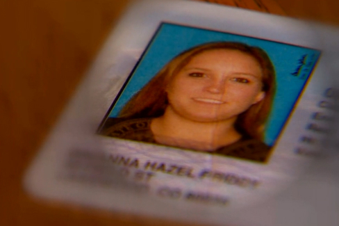 Priddy's Colorado driver's license (9NEWS)