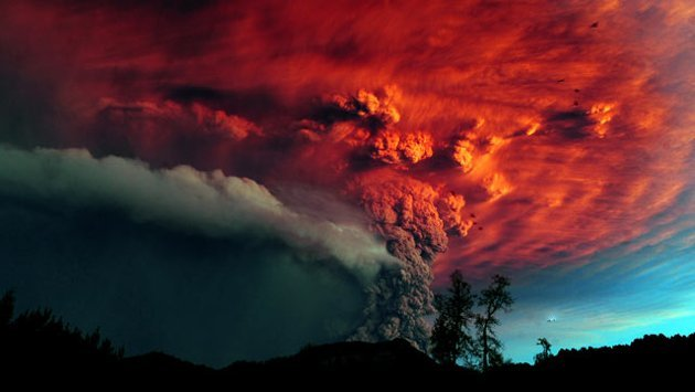 "A ""super volcano"" could endanger millions of residents. (ABC News)"