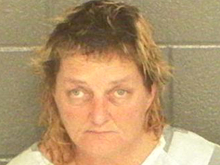 Tonya Ann Fowler's new mug shot (Barrow County Detention Center)