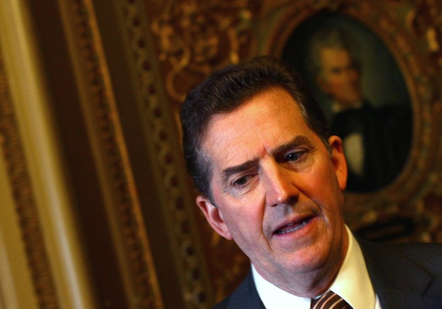South Carolina Republican Sen. Jim DeMint (Win McNamee/Getty Images)