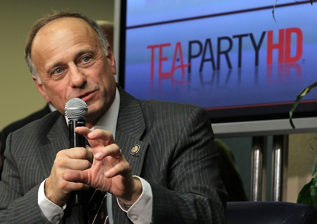 Iowa Republican Rep. Steve King (Alex Wong/Getty Images)