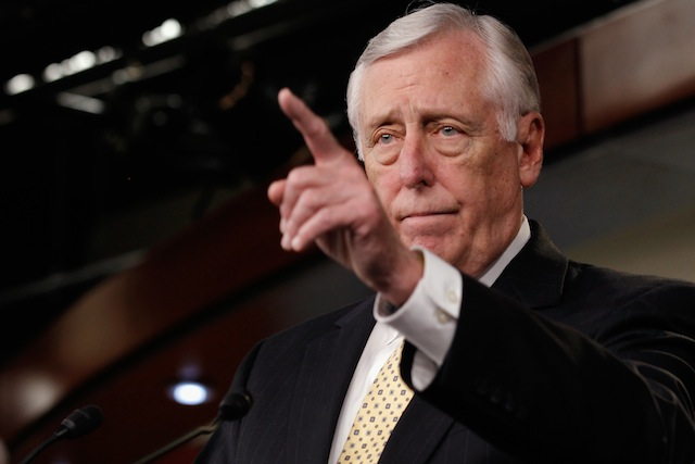 Maryland Democratic Rep. Steny Hoyer (Chip Somodevilla/Getty Images)