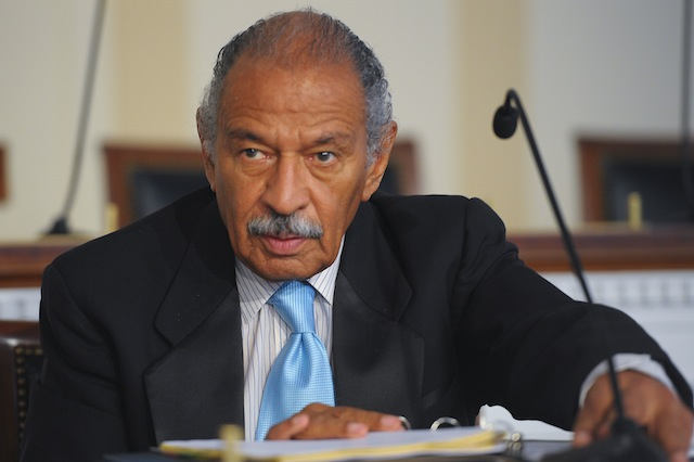 Michigan Rep. John Conyers (Riccardo S. Savi/Getty Images)