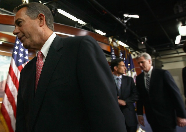 House Republican Leaders (Win McNamee/Getty Images)