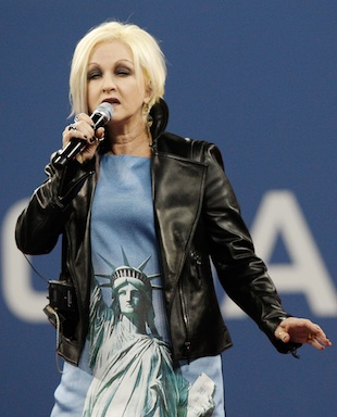 Lauper (Jared Wickerham/Getty Images)
