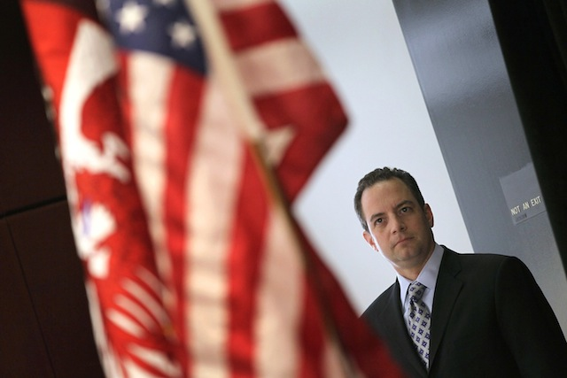 Republican National Committee Chairman Reince Priebus. (Scott Olson/Getty Images)