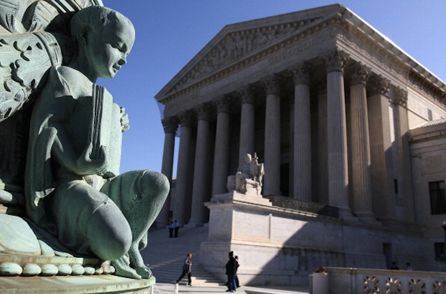 The U.S. Supreme Court (Mark Wilson/Getty Images)