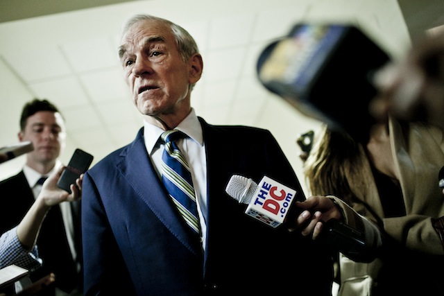 Ron Paul (T.J. Kirkpatrick/Getty Images)