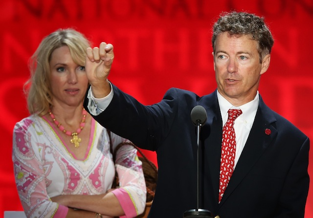 Rand Paul (Mark Wilson/Getty Images)
