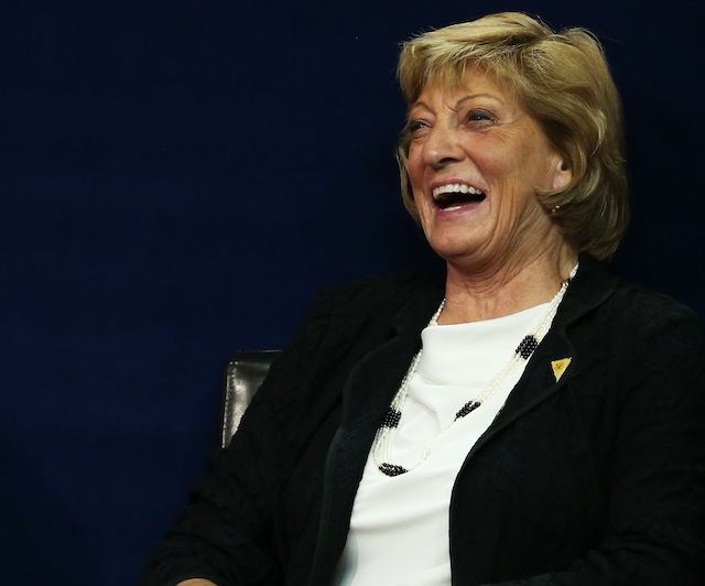Republican vice presidential candidate Paul Ryan's mother Betty Douglas (Win McNamee/Getty Images)