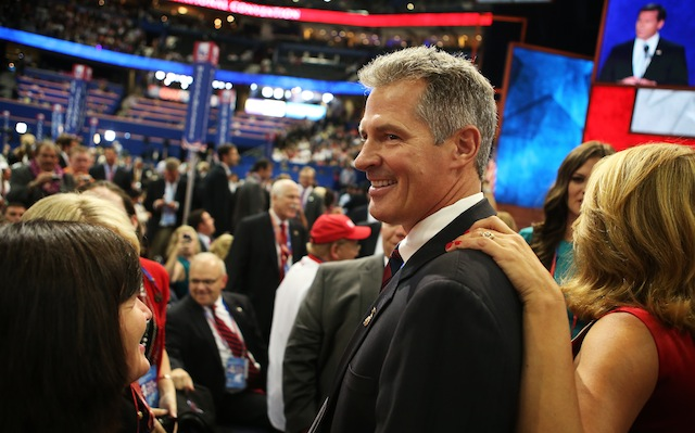 Massachusetts Sen. Scott Brown (Chip Somodevilla/Getty Images)
