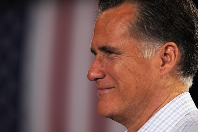 Mitt Romney (Joe Raedle/Getty Images)