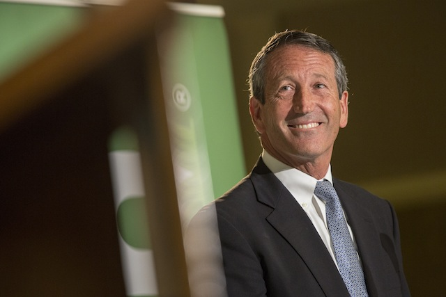 Former South Carolina Gov. Mark Sanford (Richard Ellis/Getty Images)