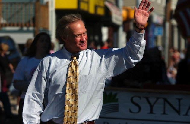 Lincoln D. Chafee in 2006. (Darren McCollester/Getty Images)
