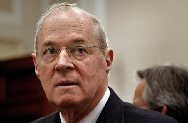 U.S. Supreme Court Justice Anthony Kennedy (Chip Somodevilla/Getty Images)