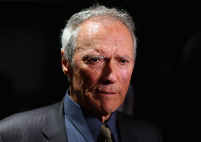 Clint Eastwood (Chris Jackson/Getty Images)