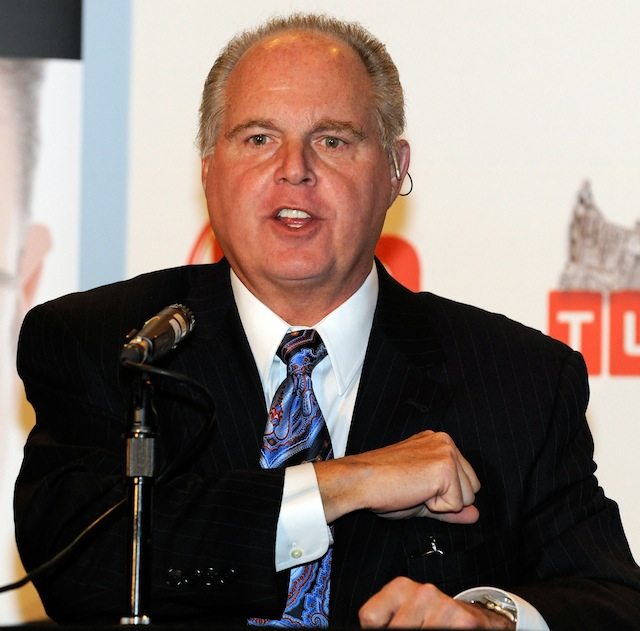 Rush Limbaugh (Ethan Miller/Getty Images)