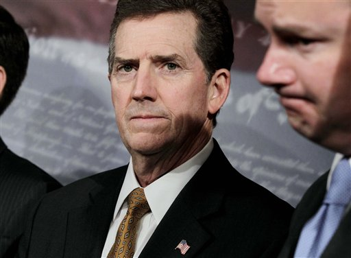 Photo of DeMint (J. Scott Applewhite/AP)