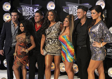 "The ""Jersey Shore"" cast (Chris Pizzello/AP)"
