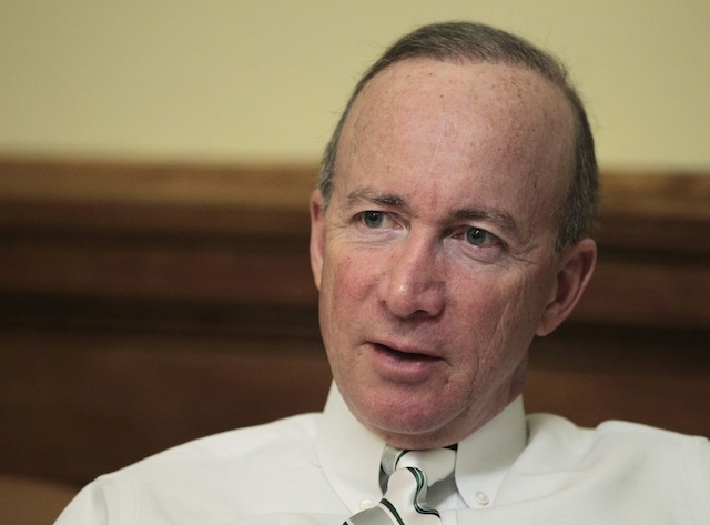 Mitch Daniels (Darron Cummings/AP)
