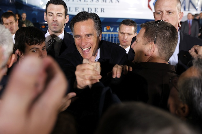 Romney wins Nevada, Gingrich vows to stay in the race | The Ticket ...