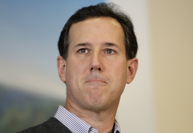 Rick Santorum (Eric Gay/AP)