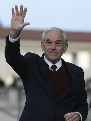 Ron Paul (Ben Margot/AP)