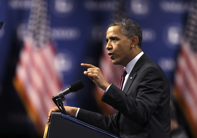 President Barack Obama speaks to NALEO (John Raoux/AP)