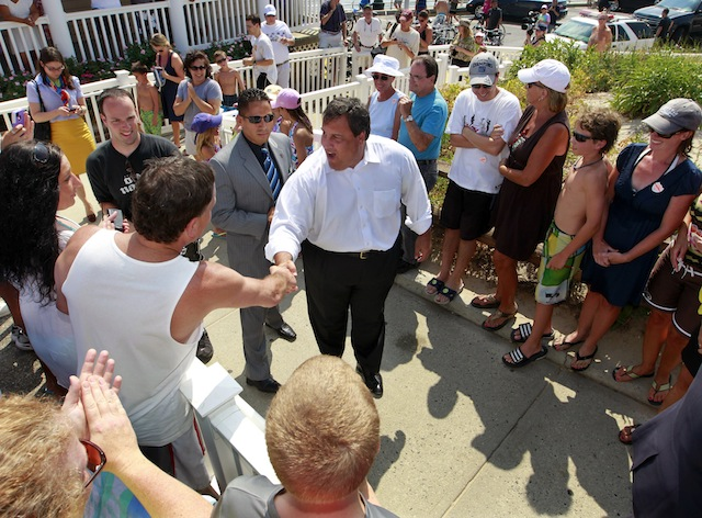 New Jersey Gov. Chris Christie (Mel Evans/AP)