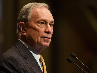 New York City Mayor Mike Bloomberg (John Minchillo/AP)