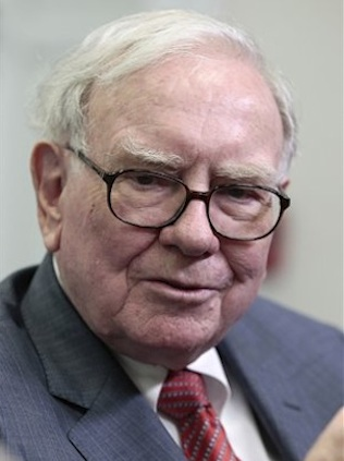Buffett (Pablo Martinez Monsivais/AP)