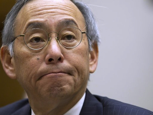 "Energy Secretary Steven Chu is the ""Designated Survivor"" of tongight's SOTU (AP)"