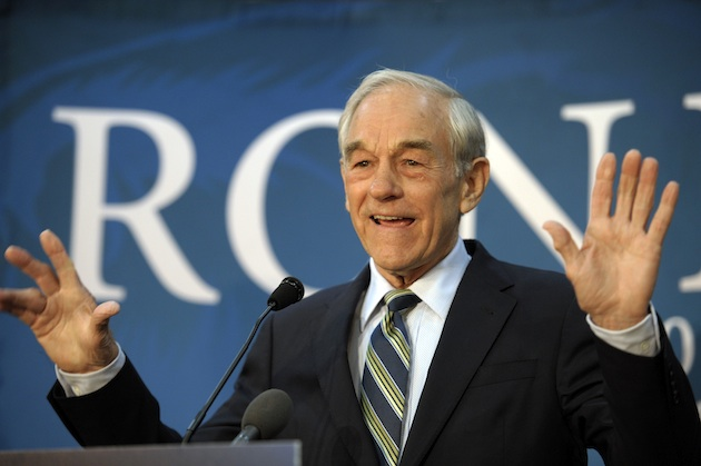 Ron Paul (Cliff Owen/AP)