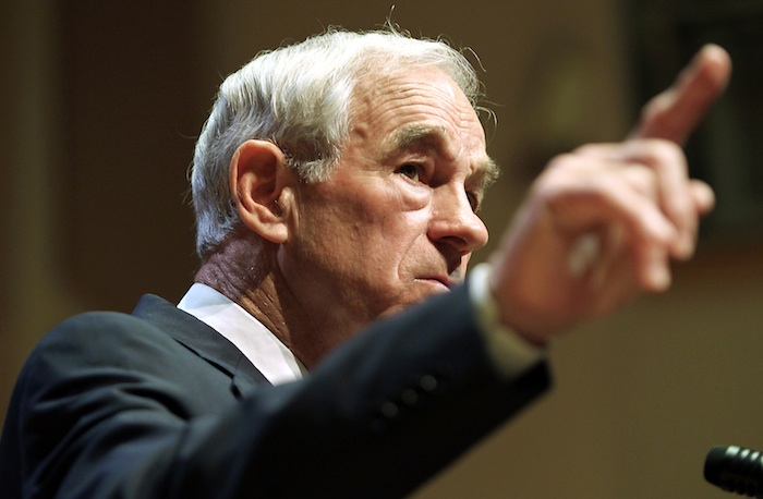Ron Paul (Cheryl Senter/AP)