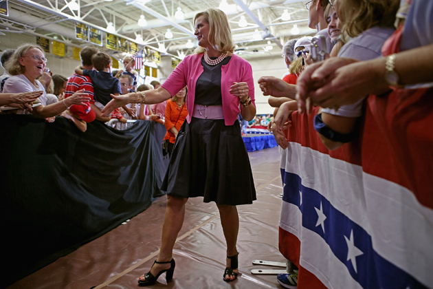 Ann Romney in Virginia (Chip Somodevilla/Getty Images)